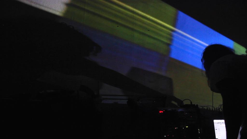 celestial bodies eurack modular noise dark ambient session
